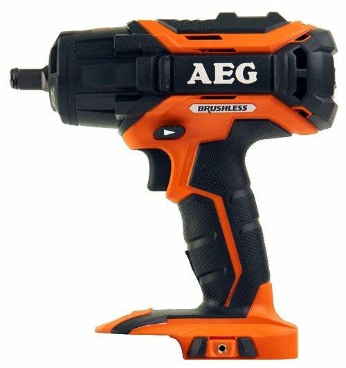 Гайковерт AEG BSS 18C 12ZBL-0