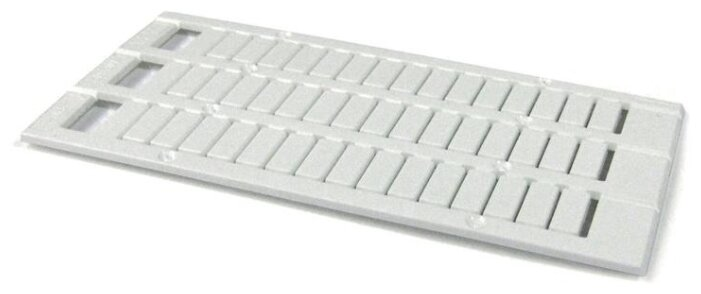 Маркировка для клеммной колодки/ клеммного блока ABB 1SNK166022R0000