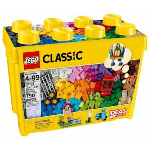 Купить Конструктор LEGO Classic 10698 Большая коробка творческих кирпичиков, Конструкторы