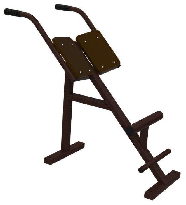 Наклонная гиперэкстензия Air-Gym YT4