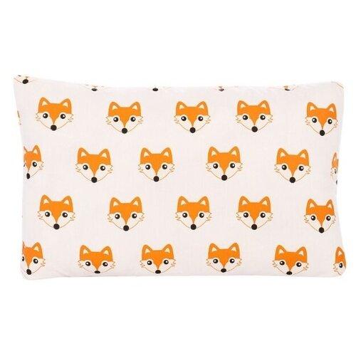 Подушка Спаленка детская Нежный сон 40 х 60 см лисички рыжие подушка детская primavelle fani цвет бежевый 40 см х 60 см