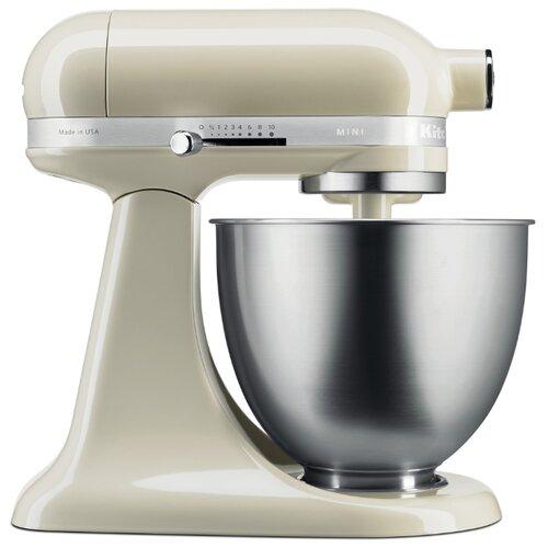 Миксер KitchenAid 5KSM3311XEAC, кремовый kitchenaid миксер ручной серебристый 5khm9212ecu kitchenaid