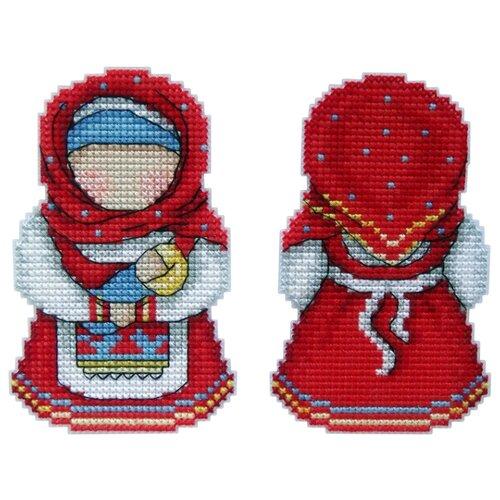 Жар-птица Набор для вышивания Оберег Материнство 11 х 6 см (Р-150) жар птица набор для вышивания арбузное счастье 16 х 12 см м 222