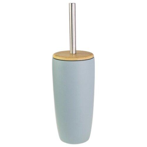 Ершик туалетный PROFFI Ершик для ванной комнаты с чашей PROFFI Blue lagoon PH9584 Blue Lagoon