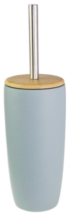 туалетный PROFFI Ершик для ванной комнаты с чашей PROFFI Blue lagoon PH9584