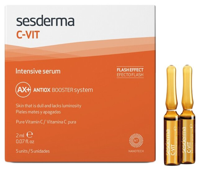 SesDerma C Vit Интенсивная сыворотка для лица