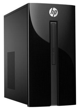 Настольный компьютер HP 460-a210ur (4XJ29EA) Mini-Tower/Intel Pentium J3710/4 ГБ/1000 ГБ HDD/DOS