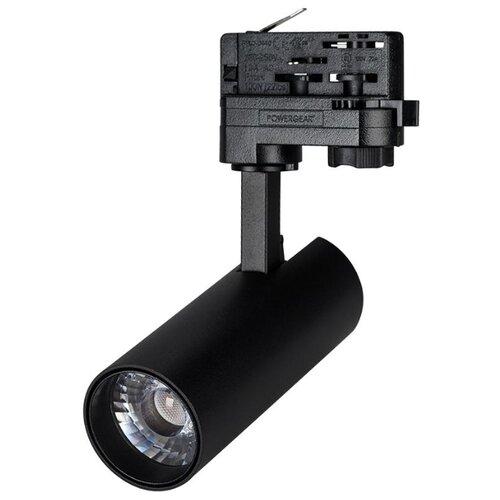 цена на Трековый светильник-спот Arlight LGD-GERA-4TR-R55-10W Day (BK, 24 deg)