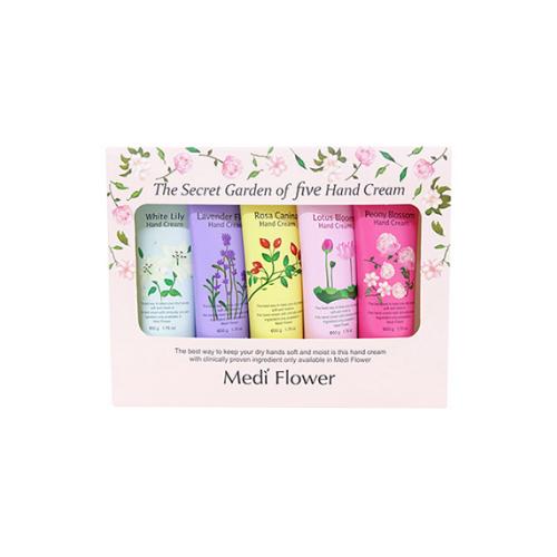Набор Medi Flower The secret garden of five hand cream jane tyson clement the secret flower