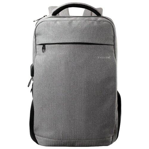 Рюкзак Tigernu T-B3217 серый рюкзак tigernu t b3515 серый 15 6