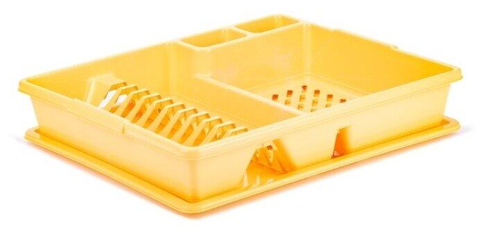 Сушилка для посуды CURVER 13401 45х38х8.8 см
