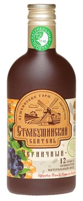 """Сбитень """"Столбушинский"""" черничный 250 мл"""