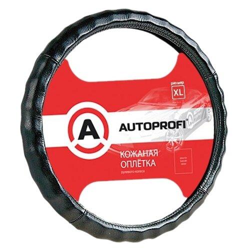 Оплетка/чехол AUTOPROFI AP-265 BK (XL) черный