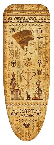 Чехол для гладильной доски Valiant Egypt Collection малый 120х45 см. Egypt