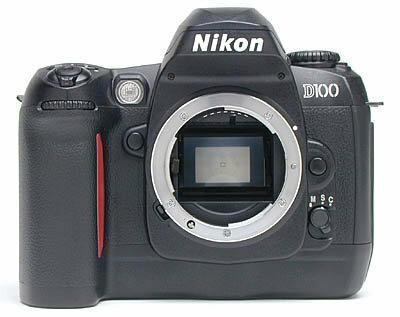 Фотоаппарат Nikon D100 Body