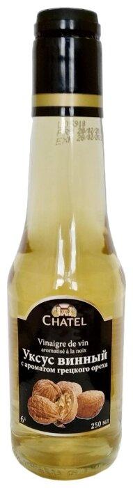 Уксус Chatel Винный с ароматом грецкого ореха 6% 250 мл