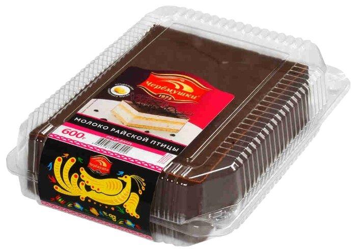 Торт Птичье молоко Черёмушки с вареной сгущенкой, 500 г