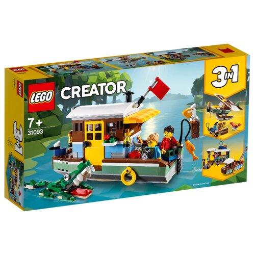 Конструктор LEGO Creator 31093 Плавучий дом конструктор creator lego lego mp002xb00c9r