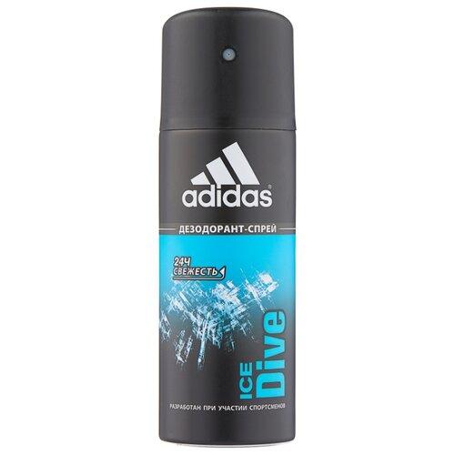 Дезодорант спрей Adidas Ice Dive, 150 мл