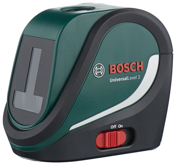 Лазерный уровень BOSCH UniversalLevel 2 Set (0603663801) со штативом