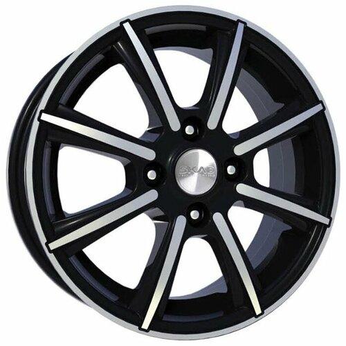 Фото - Колесный диск SKAD Монако 5.5x14/4x100 D67.1 ET38 Алмаз колесный диск skad веритас 5 5x14 4x100 d67 1 et39 алмаз