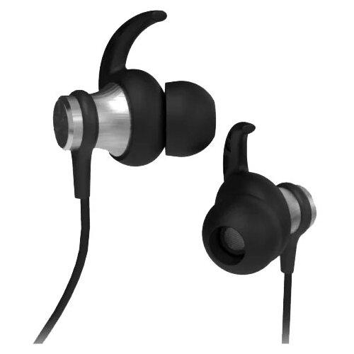 Купить Наушники Ritmix RH-428BTH black/silver