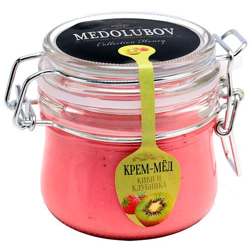 Крем-мед Medolubov Киви и клубника (бугель) 250 мл
