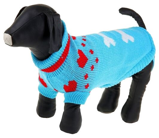 Свитер для собак Пижон размер 12