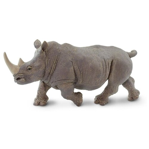Фигурка Safari Ltd Белый носорог 111989 фигурка safari ltd черный носорог 228929