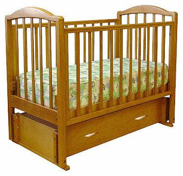 Кроватка Красная Звезда Регина С659
