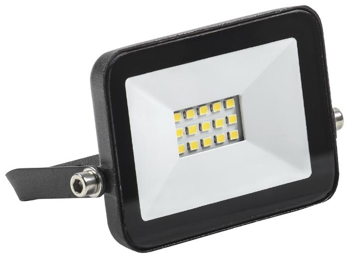 Iek LPDO601-10-65-K02 Прожектор СДО 06-10 светодиодный черный IP65 6500 K IEK