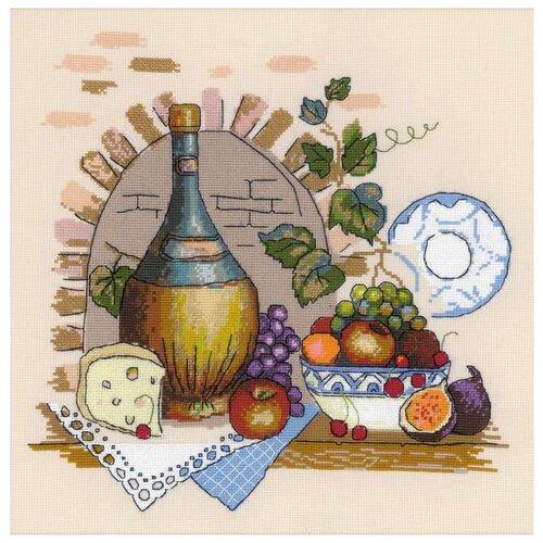 Риолис Набор для вышивания 1303 Натюрморт с сыром , Наборы для вышивания  - купить со скидкой