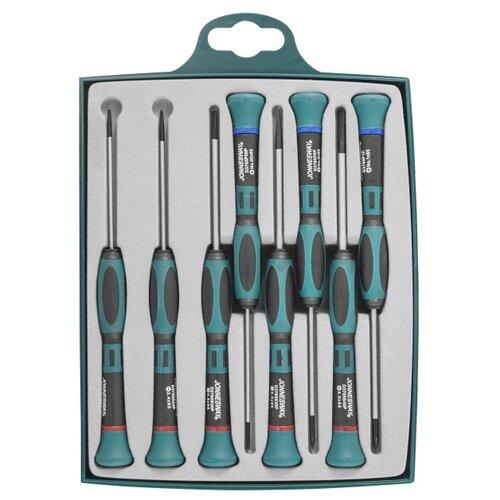 Набор отверток JONNESWAY (8 шт.) D3765P08SНаборы инструментов и оснастки<br>