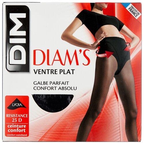 Колготки DIM Diam's Ventre Plat 25 den, размер 2, noir (черный) fra0109 plat sv0108 2