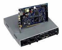 Внутренняя звуковая карта с дополнительным блоком E-MU 1820