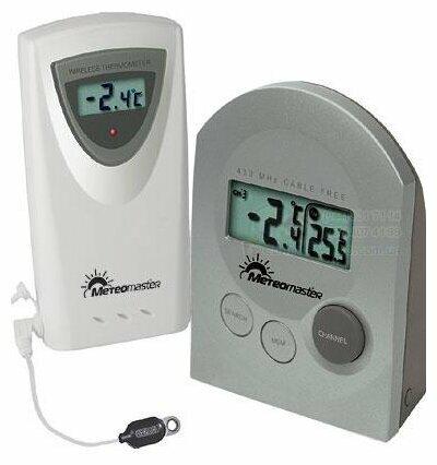 Термометр METEOMASTER Т254004 фото 1
