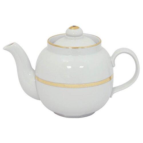 Дулёвский фарфор Заварочный чайник Янтарь 700 мл МонреальЗаварочные чайники<br>