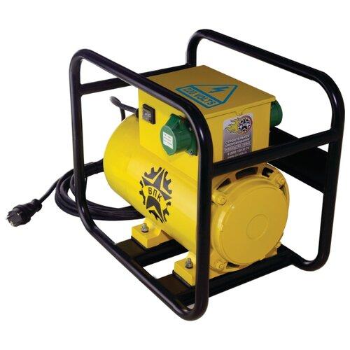 Электрический преобразователь частоты высокочастотный ВПК Механизация CV25M черный/желтый