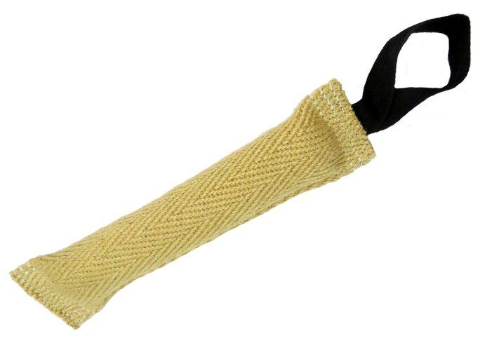 Игрушка для собак Ankur Палочка джутовая с петлей 57х10 см