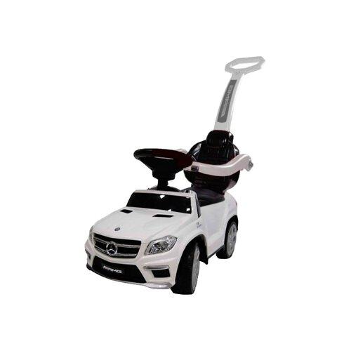 Каталка-толокар RiverToys Mercedes-Benz GL63 (A888AA-M) белый