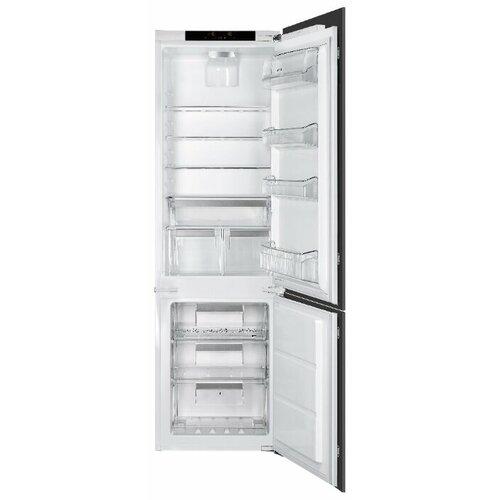 Встраиваемый холодильник smeg CD7276NLD2P1 холодильник smeg fa860ps