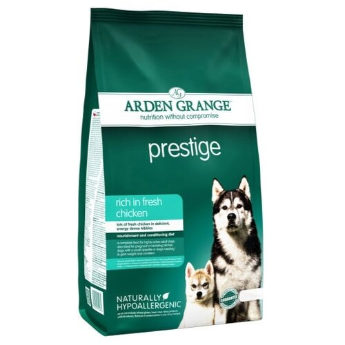 Корм для собак Arden Grange (15 кг) Prestige для взрослых собак Престиж сухой корм для взрослых собакКорма для собак<br>
