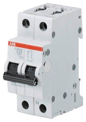 Автоматический выключатель ABB S201M 1P+N (Z) 10kA