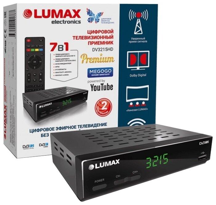 LUMAX TV-тюнер LUMAX DV-3215HD