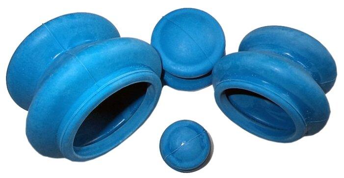 Экотех вакуумные банки Эко-3 из резины