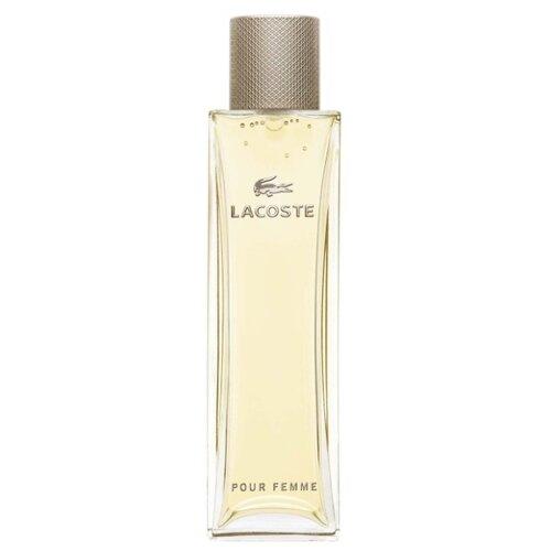 Парфюмерная вода LACOSTE Lacoste pour Femme, 90 мл туалетные духи спрей lacoste pour femme 90 мл женская