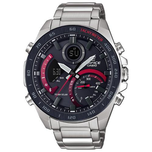 Наручные часы CASIO ECB-900DB-1A наручные часы casio ecb 800dc 1a