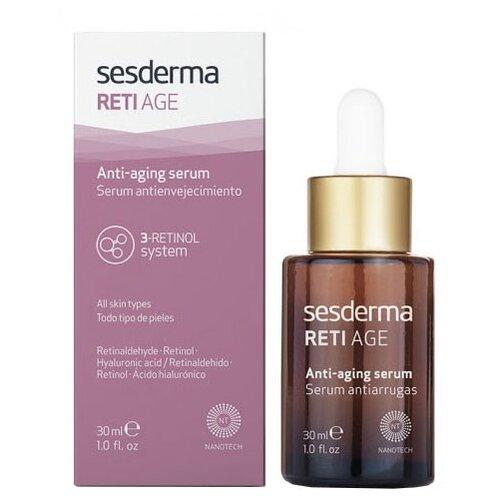 Сыворотка SesDerma Reti Age anti-aging serum, 30 мл