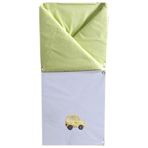 Купить Трансформер одеяло/конверт Kidboo TRAFFIC JAM (стандарт), Конверты и спальные мешки