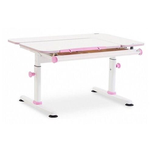 цена на Стол TCT NANOTEC M6+XS 100x75 см кедр белый/розовый